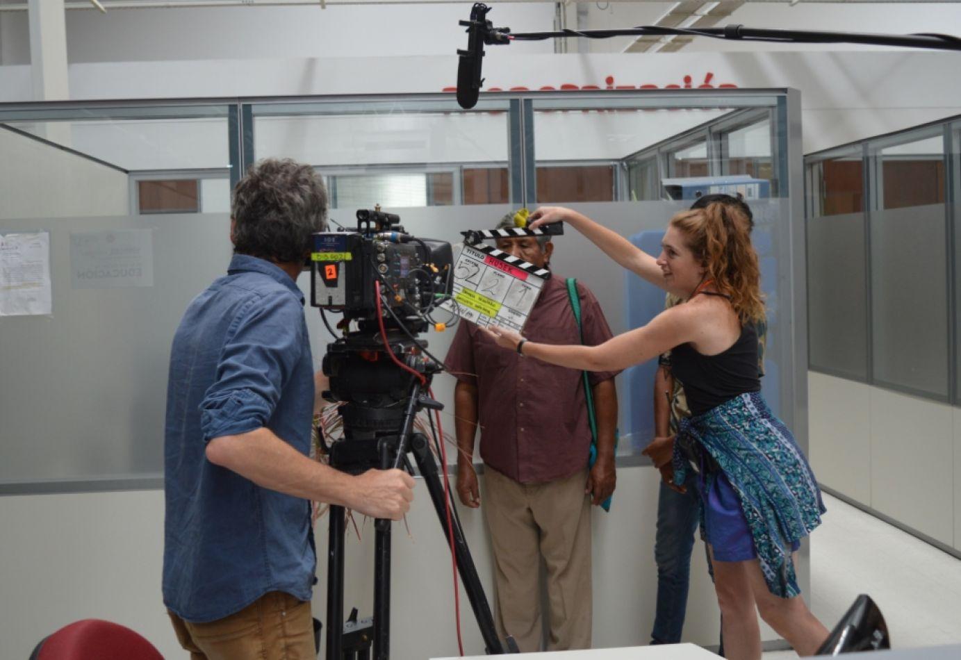 Luz, cámara y acción