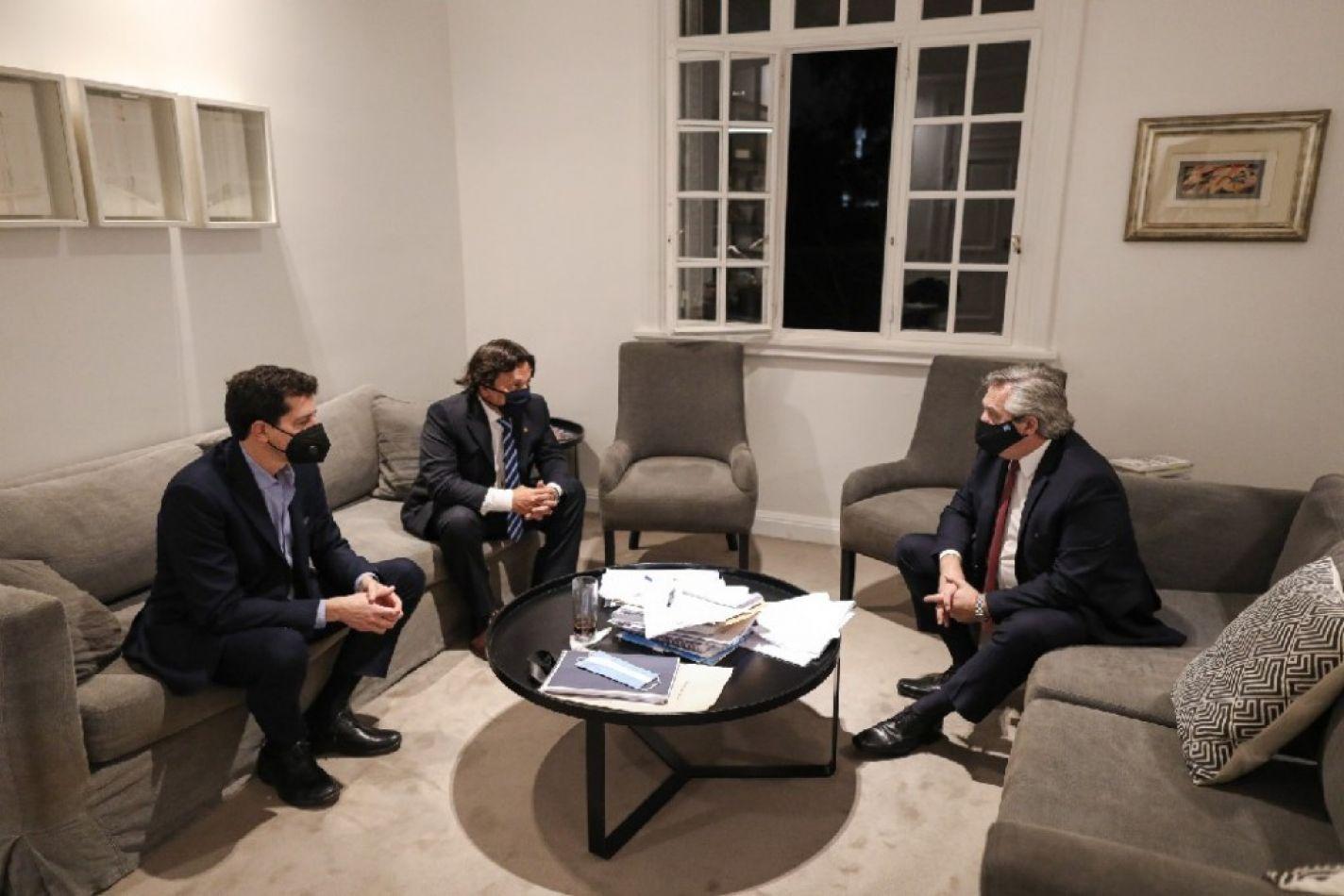 Sáenz, Fernández y De Pedro