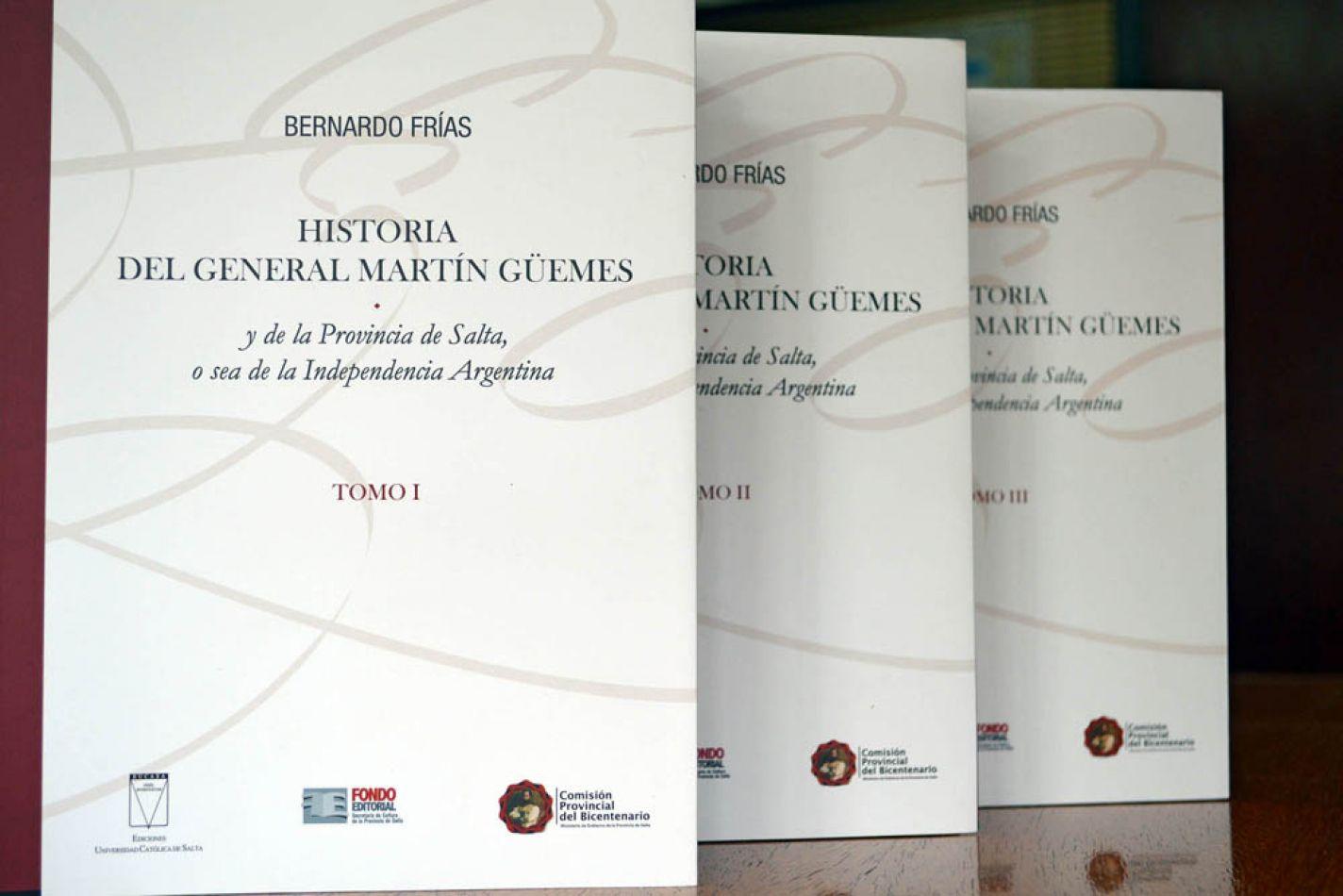 La obra de Bernardo Frías