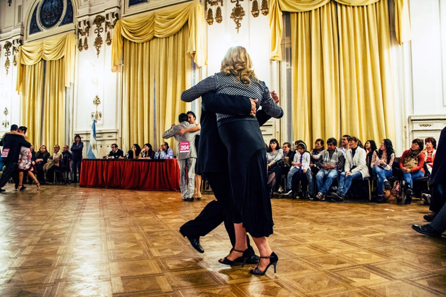 Tango y milonga